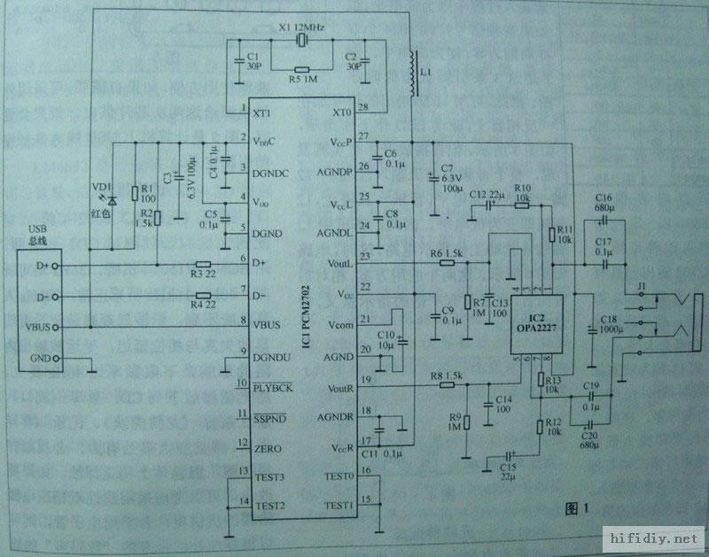 dac解码器电路