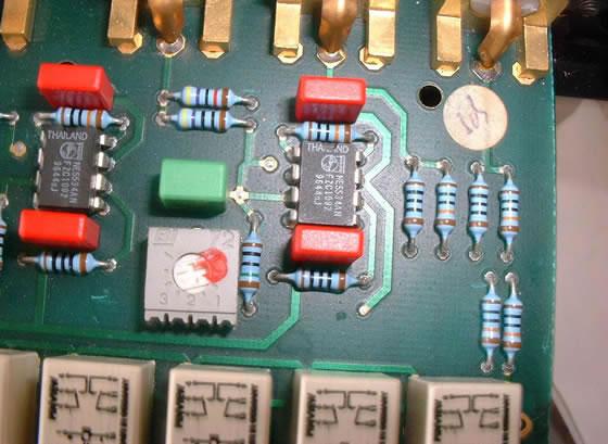 sgt5-12调直机电路板接线图