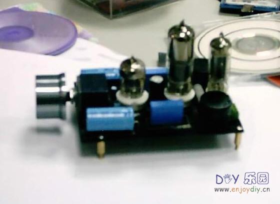 北京叶立ta28 6j1+6p1电子管胆机耳放耳机放大器