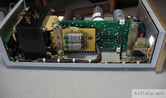做个6j1推6p14电子管耳放耳机放大器胆机
