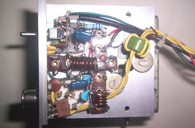 业余方法DIY电子管FM收音机