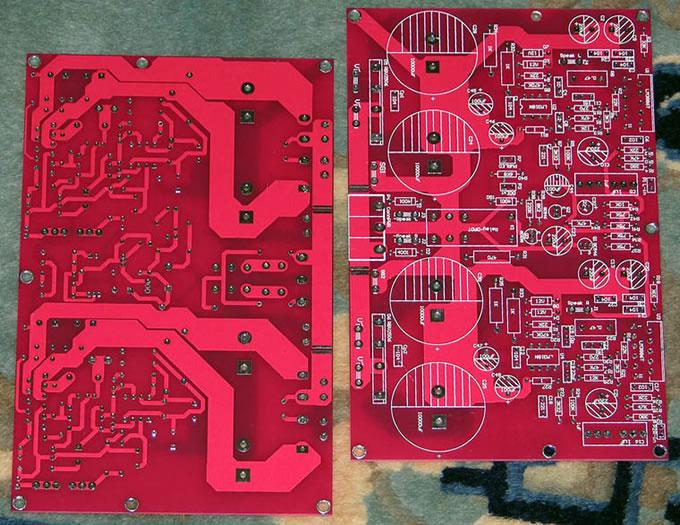 diyaudio上来的lm3886功放电路的pcb版图_h