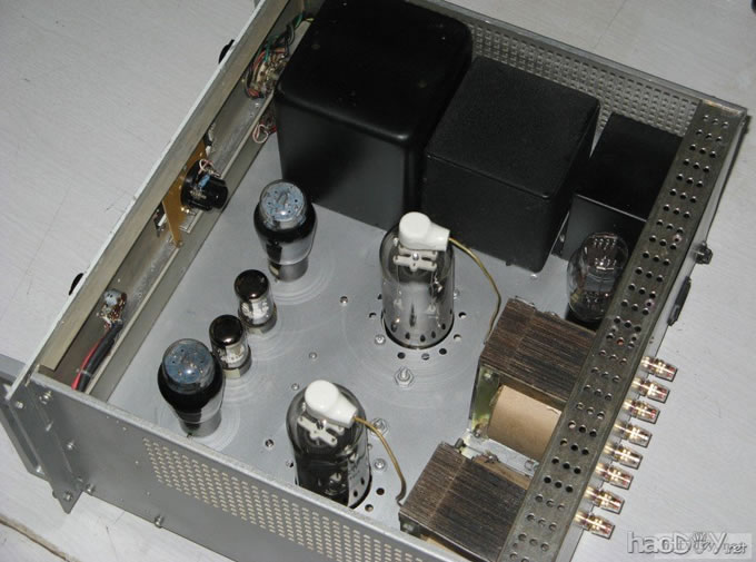 7 el34 805单端胆机图片