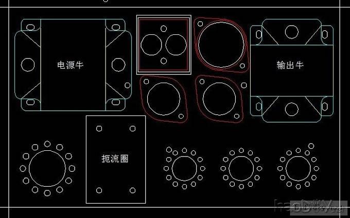 6p14胆机能带多大音箱