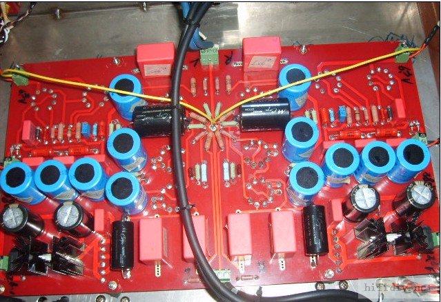 JP200大胆备料先,只会焊焊板,不会搭棚,请胆友不要见笑  对所进元件进行初步的检测和配对   开工啦,焊板、焊板、还是焊板,老程序----焊电阻先  继续进度,电阻已全部完成,薄膜电容选择红威马MKP 10,上图 12AX7已到货,由于相机没电了,没法上图 定做的二头电源牛估计这二天也要上路了。   KeKo兄弟,你的早在享受了 ,我的还要等些时候 继续上进度  板了已全部搞好,就等牛了。  板子正面的样子   部分配对的胆管已到,上图先,由于米少,只能上二手测值较好的:一对RCA的5751,二对喜万