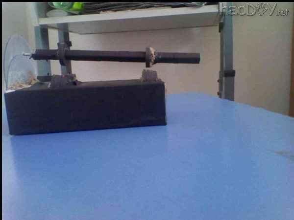 制作教你手工diy创意磁悬浮陀螺的制作方法图解
