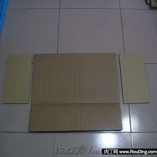 diy鞋盒纸盒diy手工制作鞋柜方法