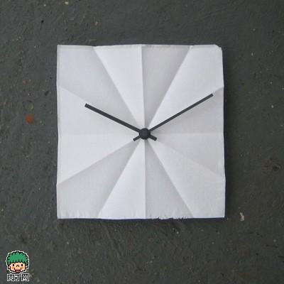 diy一组手工制作diy时钟的创意欣赏