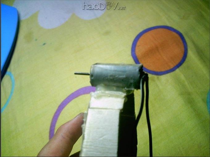科技小制作-自制遥控船