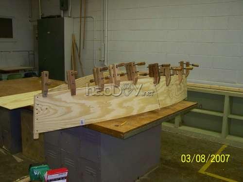 diy教你怎么做小木船(2)