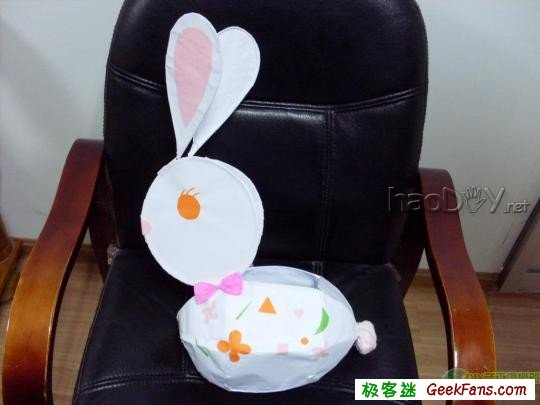 制作兔子灯笼制作方法