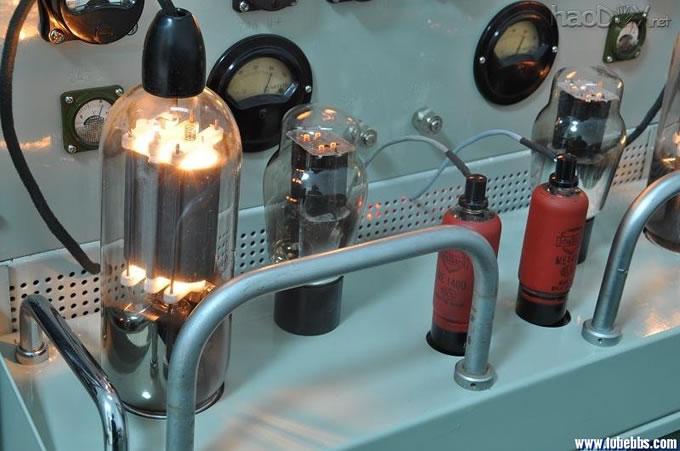 7 6b4g 805电子管单端胆机终于调试完成,气势磅礴 已贴电路图图片