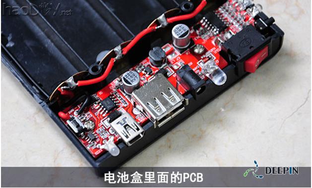 用笔记本电池自制usb移动电源