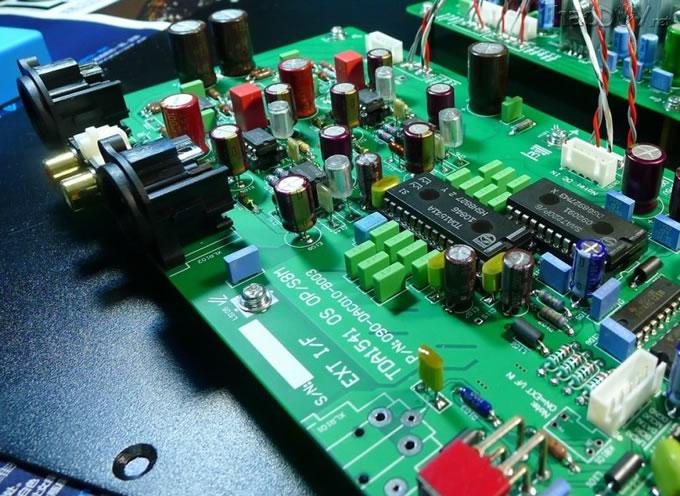 tda1541 d/a dac解码器