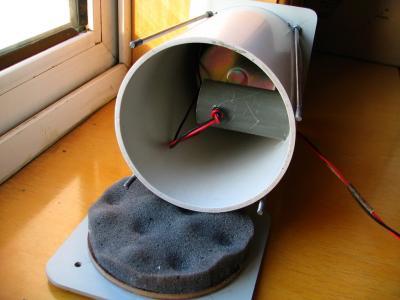小音箱内部结构图