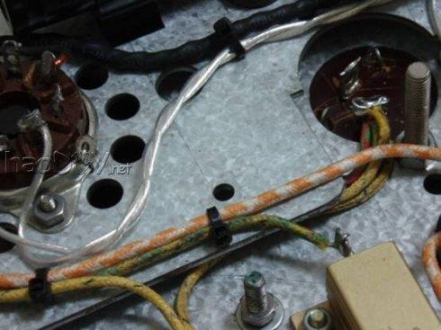 再玩一把ef37a+300b电子管单端胆机(2)