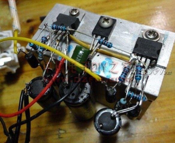 tda2030功放电路板