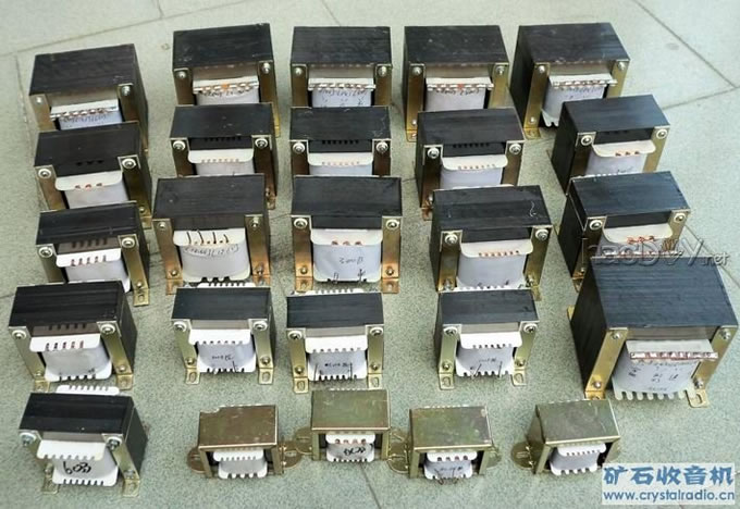807三极玩法和el156电子管胆机功放的制作过程~分享
