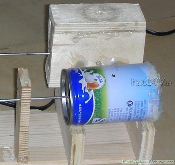 我制作的蒸汽机_diy音响电子电脑科技小发明制作 ...