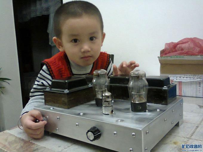 6n2+6p3p+6e2电子管单端胆机功放制作