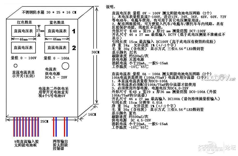 福州26.08+4 济南36.68+6 一般情况也有直接取其纬度,或直接加5,加10 最后总结,一共使用18块200W单晶硅太阳电池板3600W系统,4个12V200AH电池串联成48V,逆变器是48V6000W的,可以支撑3台2匹空调同时使用,两层楼